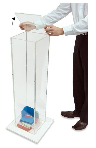 Premium Ballot Box Cqc Compliance Suggestion Ballot
